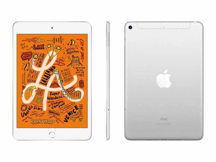 L'ipad Mini Recevrait Sa Plus Grande Refonte Cet Automne