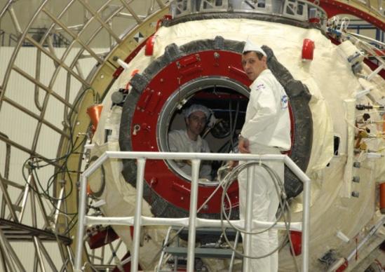 1626133686 731 Le module russe Nauka decolle vers lISS mercredi prochain 21