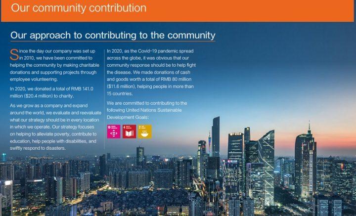 1626310625944 Raport Xiaomi pokazuje, że chińska marka jest szanowana