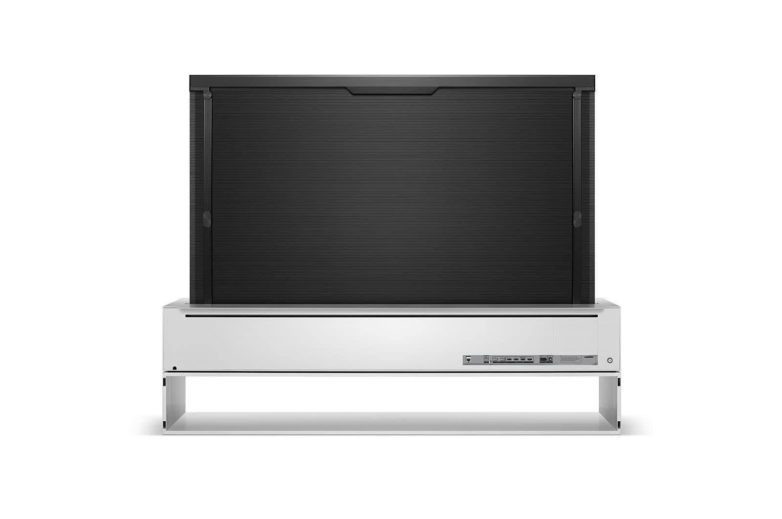 1626351282 399 Le televiseur OLED 4K enroulable de LG arrive aux Etats Unis