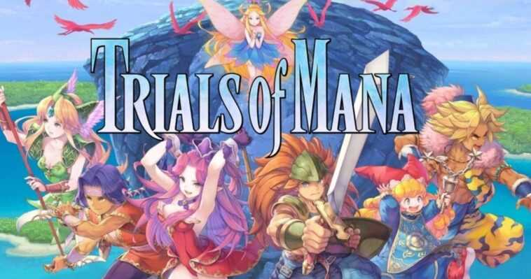 Le Remake Du Mythique Trials Of Mana Est Désormais Disponible