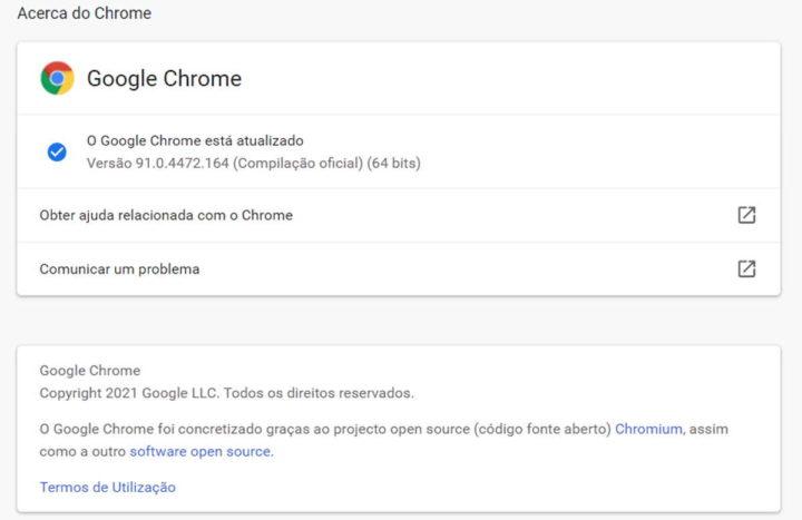 Seguridad vulnerable a fallos de Google Chrome