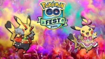 Pokémon Go Fest 2021 : Comment Obtenir Pikachu Superstar Et