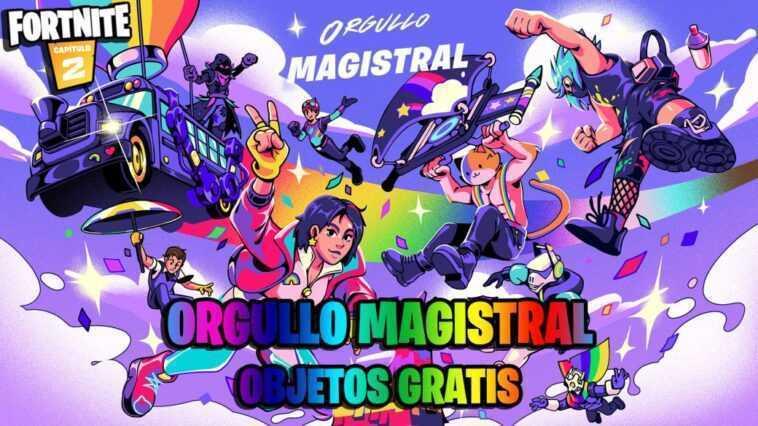 Masterful Pride In Fortnite : Comment Obtenir Tous Les Objets