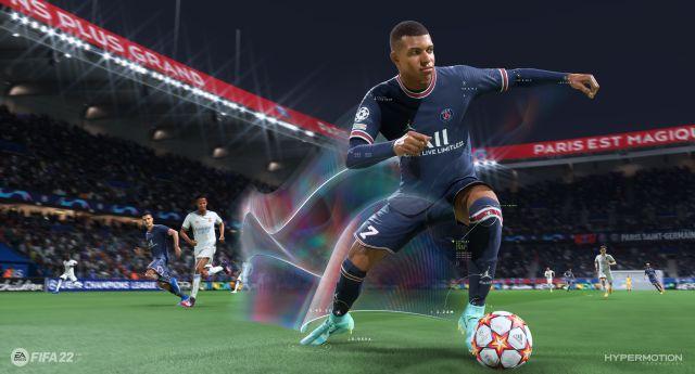 FIFA 22 - C'est facile à jouer, mais difficile à maîtriser