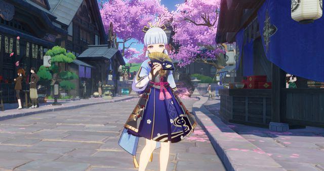 Genshin Impact update 2.0: Inazuma Ayaka Yoimiya Sayu nouvelles iOS Android PC PS4 PS5 miHoYo