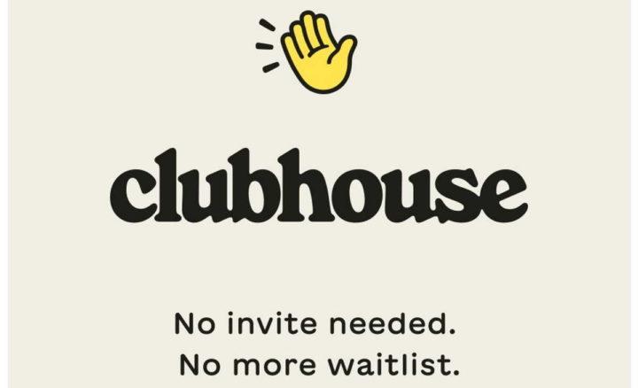 Nouvelles du réseau social d'invitation au clubhouse