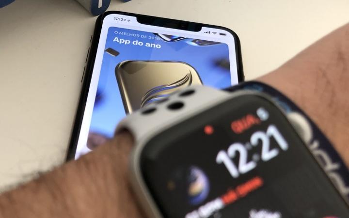 Déverrouillage Apple Watch iPhone iOS 14.7