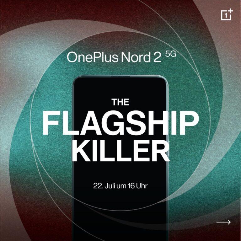 Le OnePlus Nord 2 est-il vraiment un flagship killer comme le décrit le constructeur ?  Non!  (Photo : OnePlus)