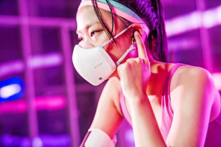 Le Masque Purificateur D'air De Lg Mis à Jour Avec