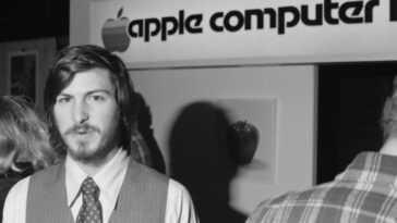 Le Formulaire De Demande D'emploi De 1973 De Steve Jobs