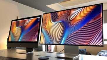 Apple A Déclaré Tester Un Nouvel écran Externe Avec Un