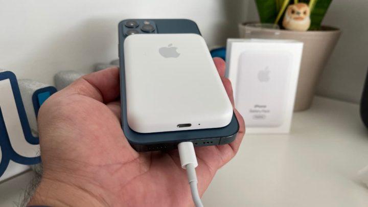 Image de charge inversée de l'iPhone 12 Pro