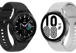 Samsung Galaxy Watch 4 : Son Interface Utilisateur Fuite En