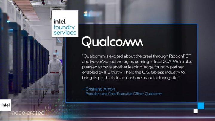 1627464825 938 Intel va fabriquer des puces Qualcomm Snapdragon