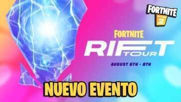 Événement Rift Tour à Fortnite: Dates, Heures Et Comment Regarder