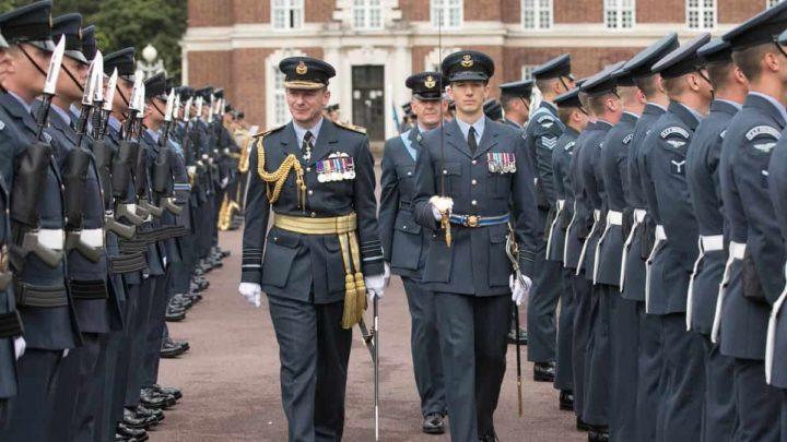 militaire britannique