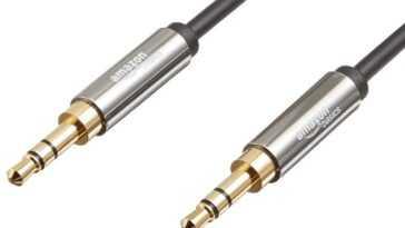 9 Câbles Audio Avec Prise Jack 3,5 Mm Indispensables à