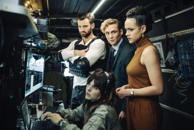 Army of Thieves premières images prequel Army of the Dead netflix