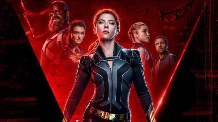 Black Widow A Généré 60 Millions De Dollars Via Disney