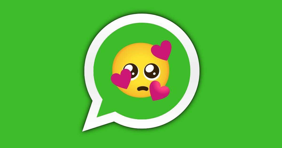 Combinez les emojis WhatsApp