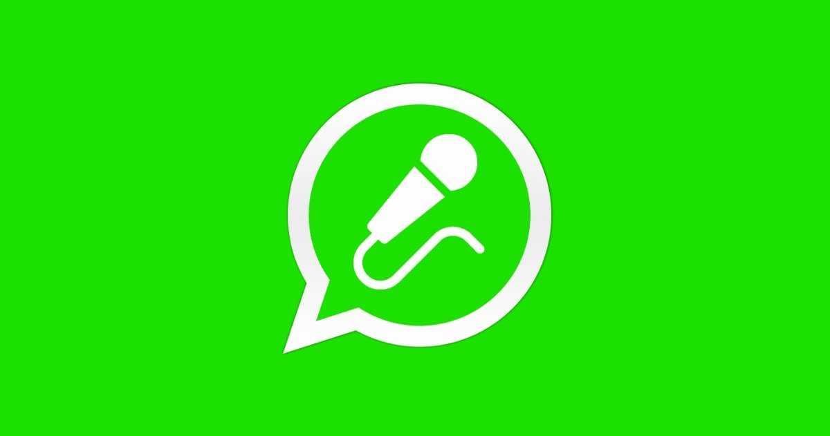 Modifier les audios vocaux WhatsApp