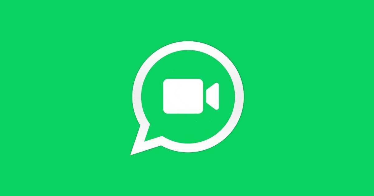 Appels vidéo WhatsApp