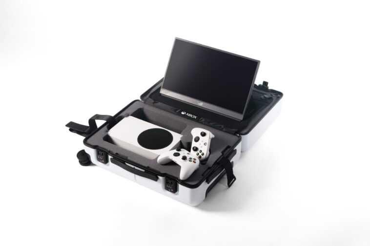 Découvrez La Valise Xbox Series S, Pour Célébrer Le Lancement