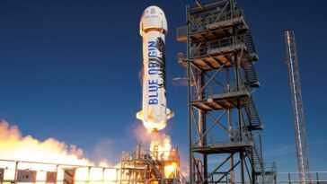 Demain Jeff Bezos Partira Dans L'espace : Comment Suivre Le