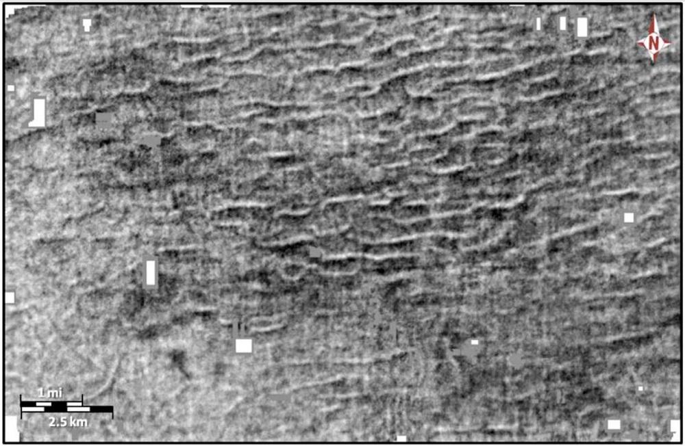 Gambar seismik mega-apel