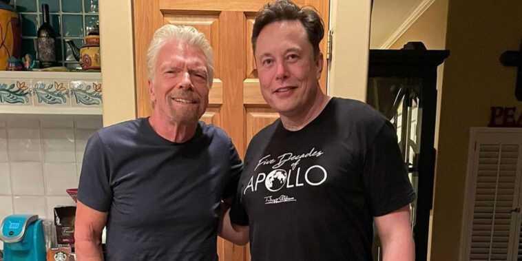 Elon Musk Réserve Sa Place Pour La Tournée Spatiale De