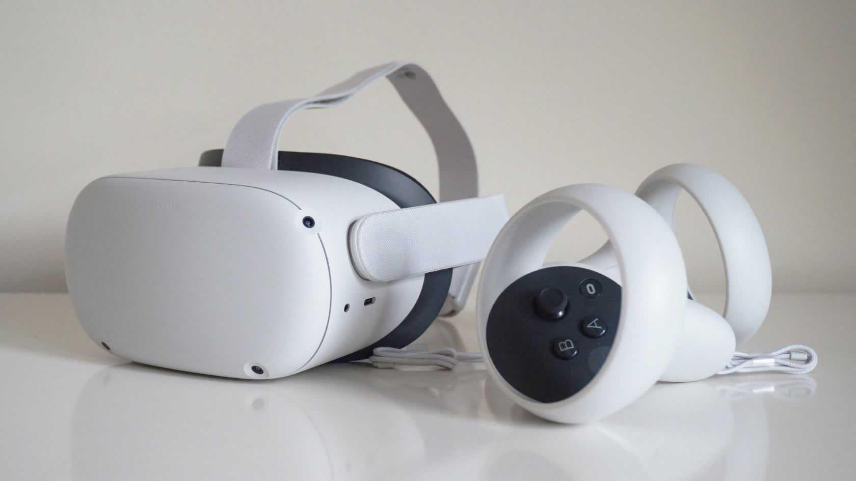 Facebook Suspend Les Ventes D'oculus Quest 2 En Raison De