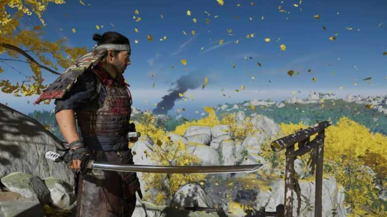 Ghost Of Tsushima Director's Cut, Combien Occupera T Il Sur Ps5 ?