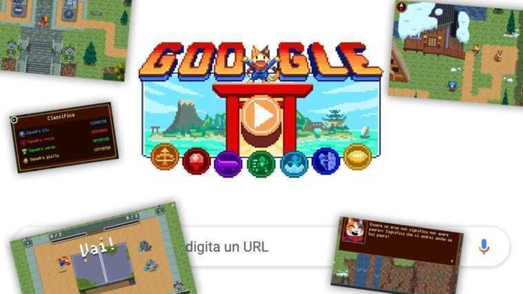 Google Doodle D'aujourd'hui Est Un Jeu Vidéo Des Jeux Olympiques: