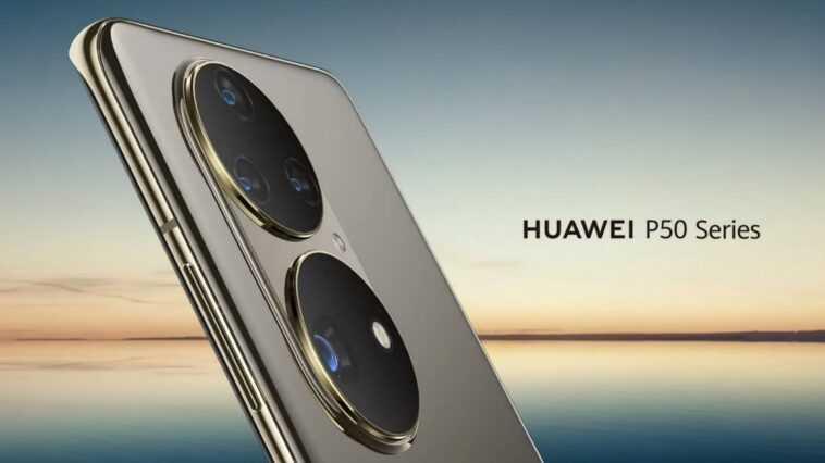 Huawei P50 Pro 4g : Entièrement Filtré Ses Spécifications Un