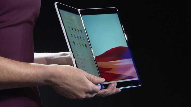 Intel Abandonne La Gamme De Processeurs Surface Neo