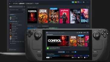 Le Steam Deck De Valve Cible Un Gameplay à 800p,