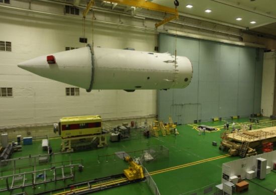 Le module russe Nauka decolle vers lISS mercredi prochain 21