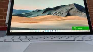 Le Prochain Surface Book 4 Pourrait S'inspirer Du Clavier Apple