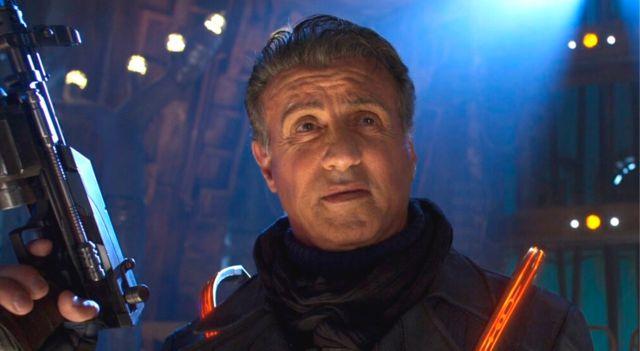 Le spécial Noël des Gardiens de la Galaxie sera un court métrage de 40 minutes: Stallone Returns