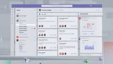Les Composants Fluides Commencent à Arriver Dans Microsoft Teams