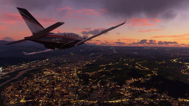 Amélioration des performances techniques de Microsoft Flight Simulator
