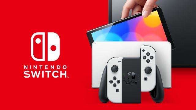 Nintendo Switch OLED en images : voici le nouveau modèle