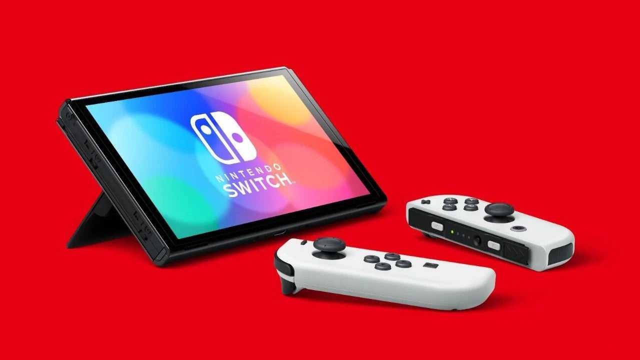 Nintendo Switch Oled Joy Con
