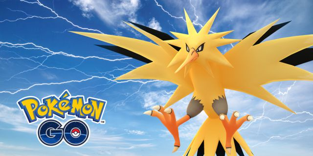 Pokémon GO Fest 2021 Android iPhone Pokémon Défis légendaires