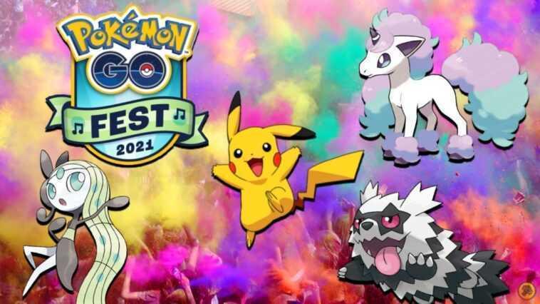 Pokémon Go Fest 2021 : Comment Obtenir Les Pikachu, Ponyta
