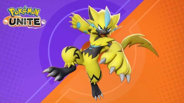 Pokémon Unite : Comment Obtenir Zeraora Gratuitement