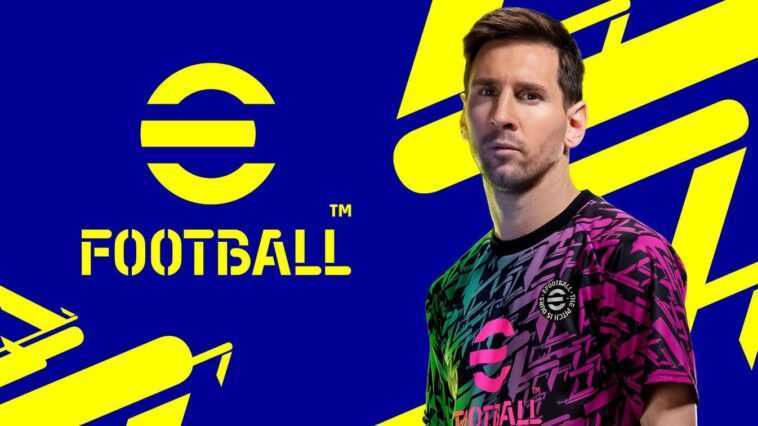 Révolution Pes : Maintenant ça S'appelle Efootball Et Ce Sera