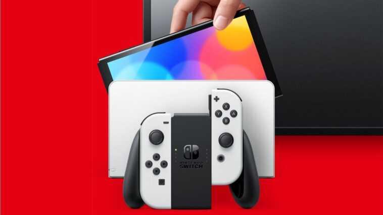 Voici la Nintendo Switch OLED : quand arrive la console que vient d'annoncer la firme japonaise