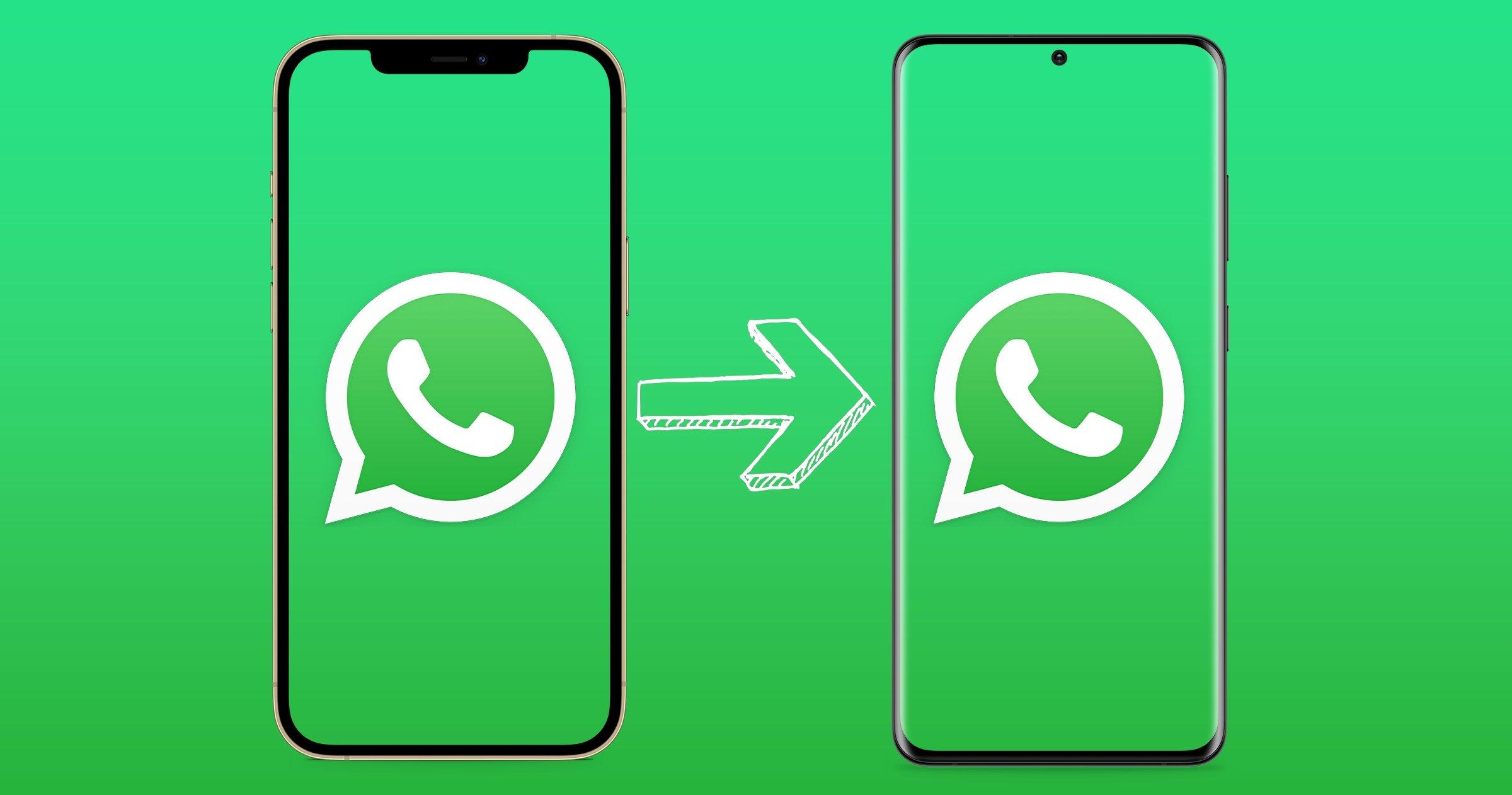Passer les chats WhatsApp